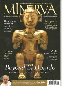 Minerva Cover
