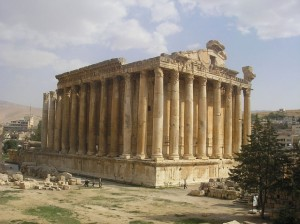 baalbeck © Radio France - 2013 / Dominik Tefert