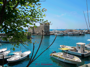 Byblos. Mina / Vieux-Port