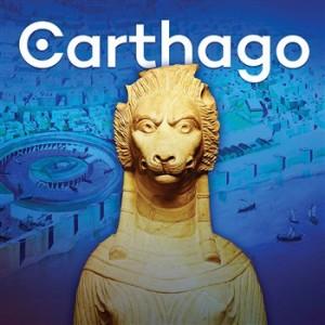 Affiche de l'exposition Cathago au Rijksmuseum van Oudheden
