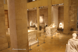 Musée national de Beyrouth©pheniciens.com