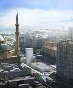 Musée des civilisations-Beyrouth©GM Architects