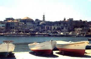 Port de Tyr, vue du large©OLJ