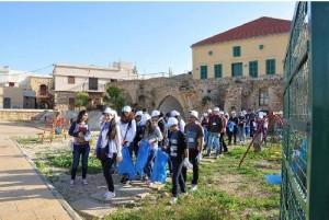 Nettoyage site de Tyr © enpi-info.eu